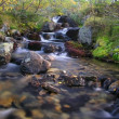 Stock Photo: Beautiful mountain stream