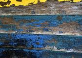 Valla weathered wood — Foto de Stock