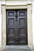 Antigua puerta de patrón — Foto de Stock