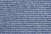 Texture of Blue fabric background — Foto de Stock