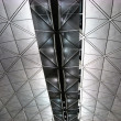 Royalty-Free Stock Photo: Ceiling of Hong Kong Airport