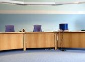 Court's room — Stock Photo