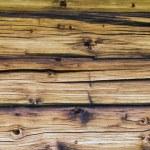 Fence weathered wood background — Stock Photo