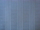 Texture of Checkered blue fabric — Stock Photo