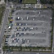 Aerial view parking area — Stock Photo #3443249