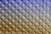 Texture of yellow fabric — Stock Photo