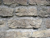 Old stone bricks wall background — Stock Photo