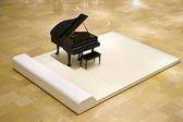 Grand Piano — Stock Photo
