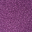 Purple fabric baackground — Stock Photo