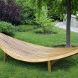 Modern Garden Furniture — Stock Photo