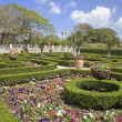 Stock Photo: Tropical Formal Gardens