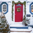 Christmas House — Stock Photo #3258916