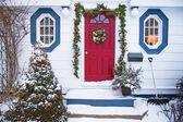 Christmas House — Foto de Stock