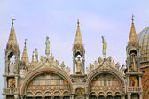 St. Mark's Cathedral, Detail — Stock Photo