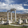 Royalty-Free Stock Photo: Delos Ruins