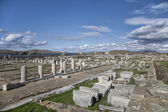 Delos Ruins — Stock Photo