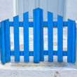 Mykonos Gate — Stock Photo