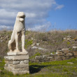 Delos Lion - Stock Photo