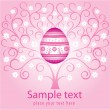 Easter background — Stock vektor
