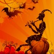 Royalty-Free Stock Imagen vectorial: Halloween party