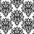 Seamless Damask Pattern — Vector de stock #3920042