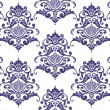 Seamless Damask Pattern — Stock Vector #3920057