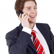 Businessman on the phone — Stock Photo #2992791