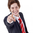Pointing to you — Stock Photo