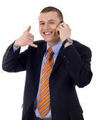Zavolej mi! — Stock fotografie