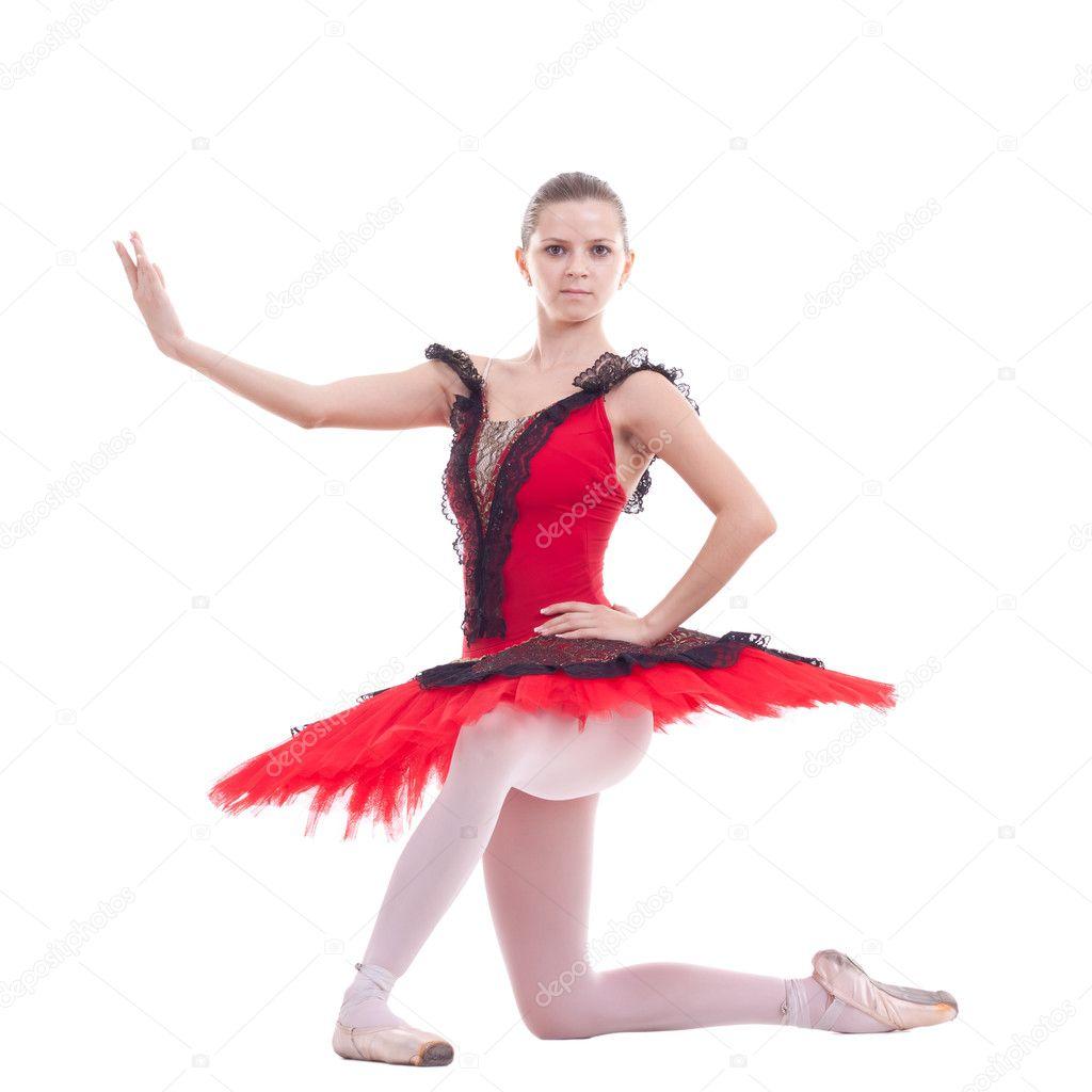 Фото позиций балерин 5 фотография