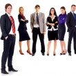 Business-Team — Stockfoto #3656718