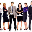 Successful business team — Stock Photo #3656741