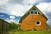 Beautiful small house — Stock Photo