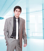 Portrait of a successful business man — Foto Stock