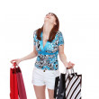 Shopping pretty woman — Stock Photo #2957961