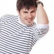 Happy young casual man portrait — Stock Photo #2993999