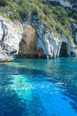 Gaios in Paxos island — Stock Photo