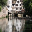 Stock Photo: LPetite France at Strasbourg