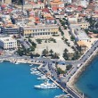 Overview on Zakynthos island — Stock Photo
