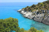 Coastline of Zakynthos, Greece — Stock Photo