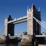 The Tower Bridge — Stock Photo