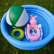 Water toys - Stock Photo