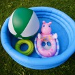 Water toys — Stock Photo