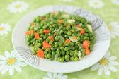 Vegetable dish — Stock Photo