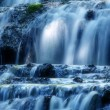 Beautiful waterfall — Stock Photo
