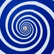 Hypnotic whirlpool - Stock Photo