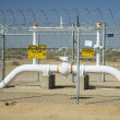 Stock Photo: Gas Pipeline 2