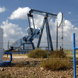 Oil well 24 - Stock Photo