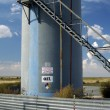 Oil Storage Tank 47 - Stock Photo