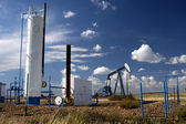 Oil well 23 — Stock Photo